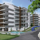 Residential apartments in Turkey Kusadasi direct from developer