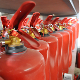 Fire Extinguishers (ABC Dry Powder, Foam, CO2, HCFC)