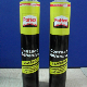 Collapsible aluminum glue tube packaging