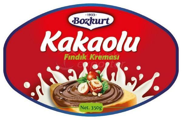 كريمة بالبندق Bozkurt