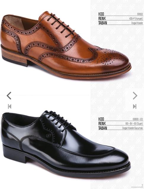 WE ARE MANUFACTURING MENS SHOES IN TURKEY - Turkey Sell Lead