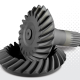 TRUCKS AND BUSES DIFFERENTIAL CROWN WHEEL & PINION GEARS