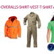 Workwear-Uniform-for Multiple Industries and Business Segments