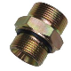 High Pressure forged pipe fitting male_female thread npt tube nipple supplier in China