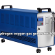 hydrogen oxygen gas generator with mixed hydrogen oxygen gases output ranging from 100 liter_hour to