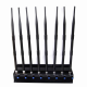 8 Bands Adjustable Powerful 3G 4G All Cellphone WIFI GPS Lojack Jammer