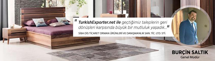 TurkishExporter.net ile geçtiğimiz taleplerin geri dönüşleri karşısında büyük bir mutluluk yaşadık...