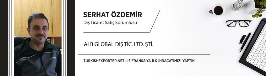 TurkishExporter.net İle Fransa'ya İlk İhracatımızı Yaptık