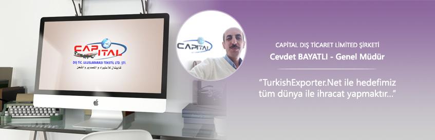 TurkishExporter.Net ile hedefimiz tüm dünya ile ihracat yapmaktır…