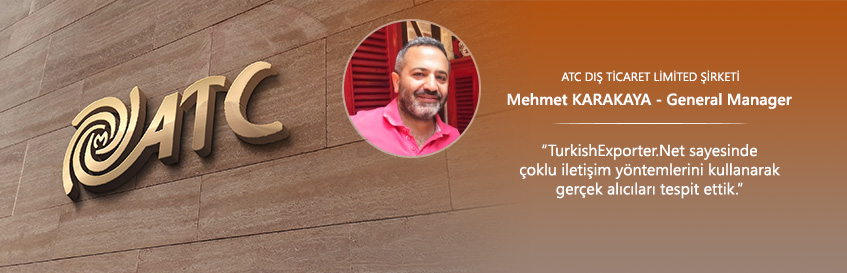 Turkishexporter.Net ile Hindistan ve Orta Doğu' daki ülkelerle ihracat bağlantılarımız sağlandı..