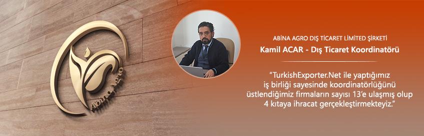 TurkishExporter.Net ile dış ticaret ağımızın daha da artacağına inancımız tamdır…