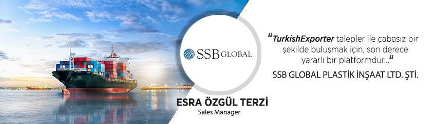 TurkishExporter talepler ile çabasız bir şekilde buluşmak için, son derece yararlı bir platformdur...