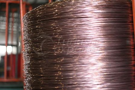 Copper Washed Wires