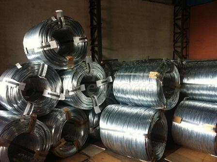 Hot Dip Galvanized Wires