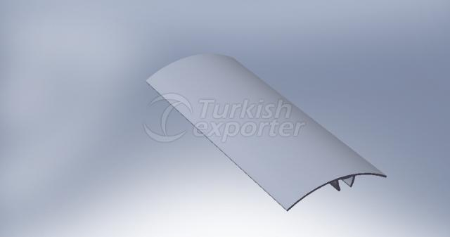 Aluminium Cover Trim
