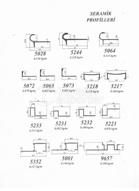 Ceramic Profiles