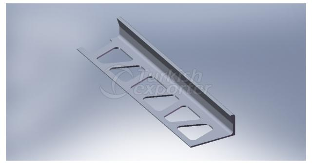 Tile End Bits Profiles