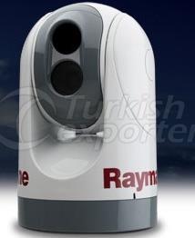 Raymarine T400 Dual Camera
