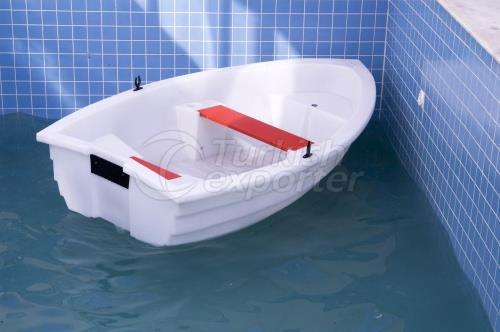 Polyethylene Boat