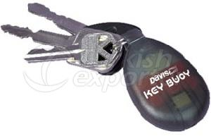 Davis Key Buoy Floating Keychain