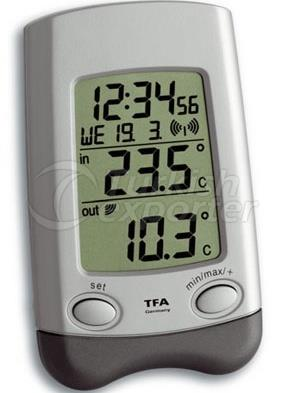 Tfa Wave Wireless Digital Thermometer