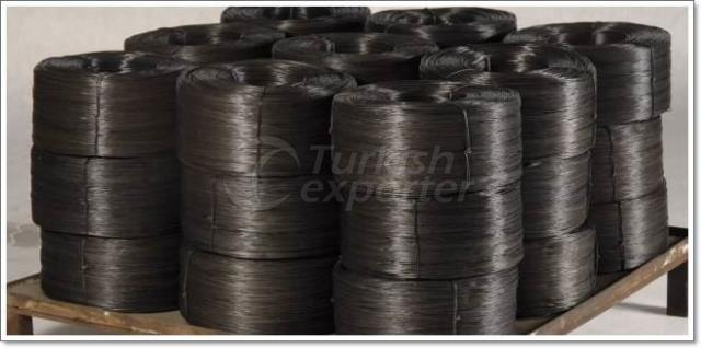 Oily Bale Wire