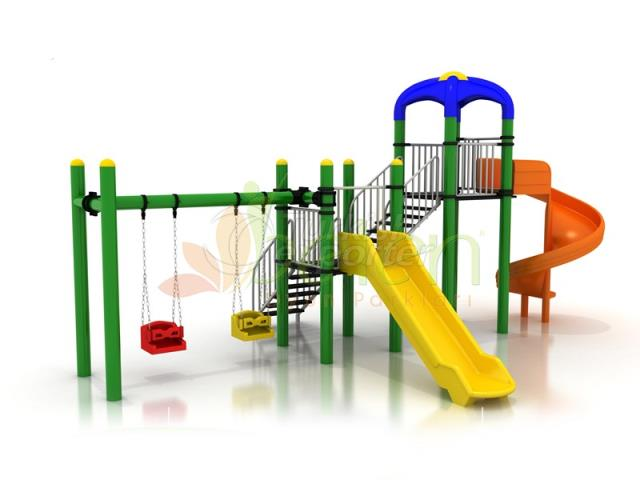 Metal Playgrounds -B08