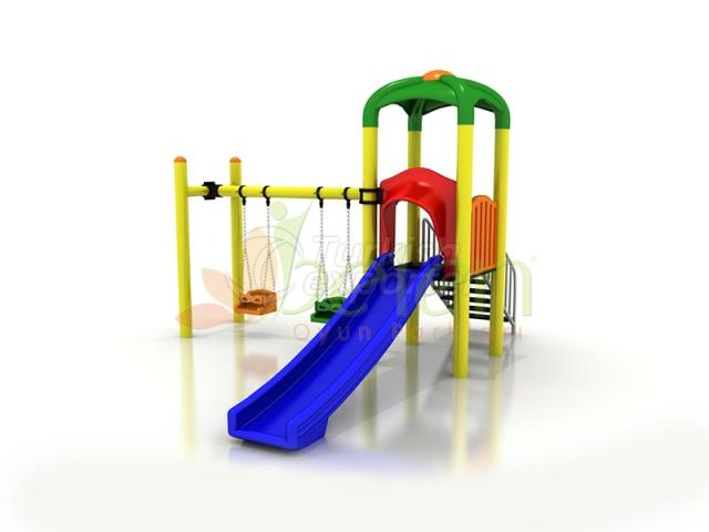 Metal Playgrounds -B02