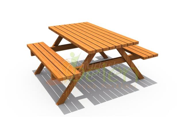 Wooden Picnic Tables BPM 01