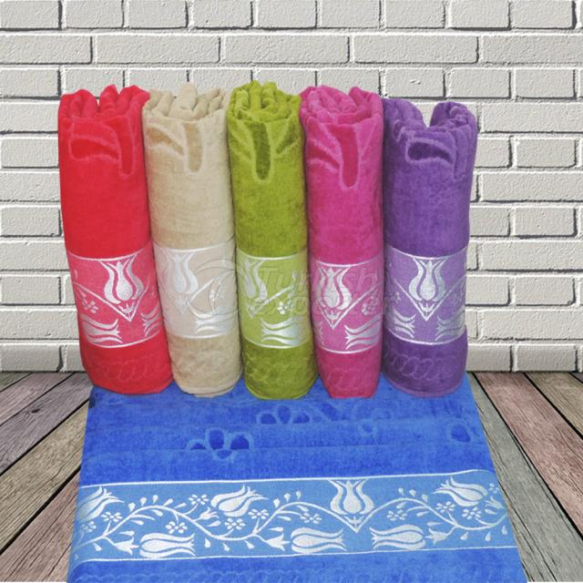Terry towels VELVET TULIP