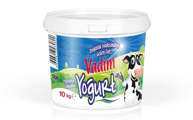 Vadim Az Yağlı Yoğurt 10 kg