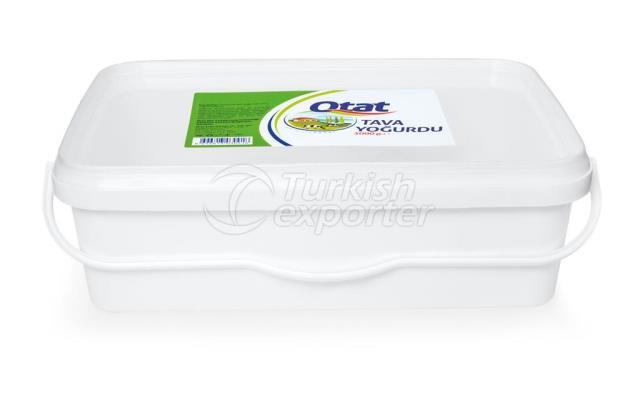 Kaymaklı Tava Yoğurdu 3000g