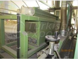 Flok Baskı Makinası