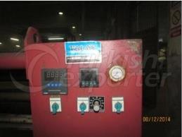 Gofraj Baskı Makinası