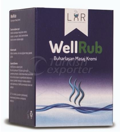 Massage Cream WellRub