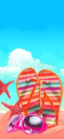 Beach Towel Seaside