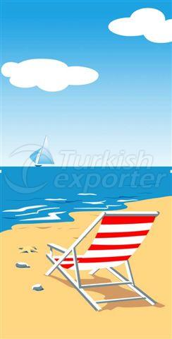 Beach Towel 9240-R