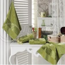 Jacquard Bath Towel Sets