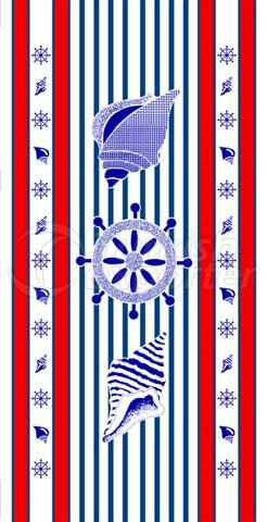 Beach Towel 2406-R
