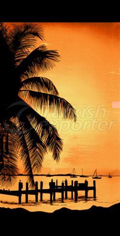 Beach Towel 3602-R