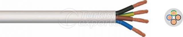 Cable - H05VV-F (TTR)