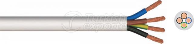 Cable - H03Z1Z1-F H05Z1Z1-F (Halogen Free)