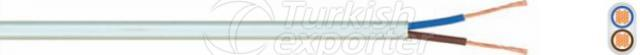 Cable - H03VVH2-F