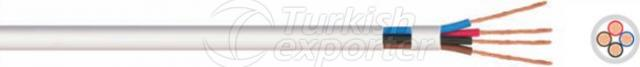 Cable - H03VV-F (TTR)