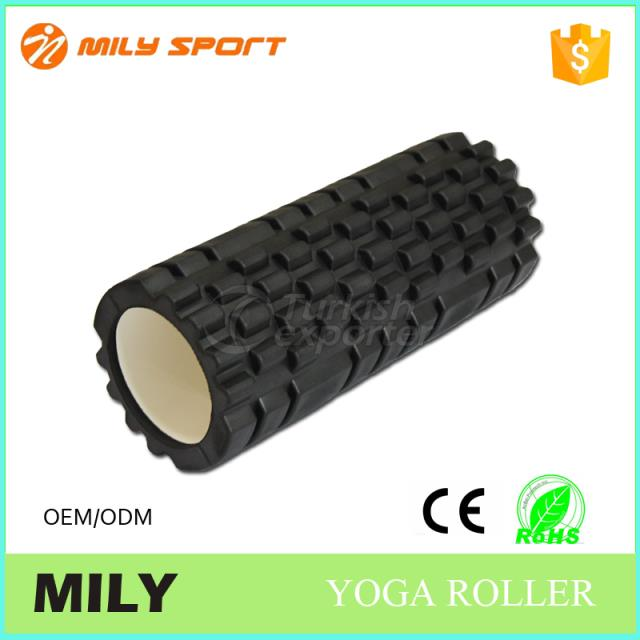 Eva hollow hard foam roller