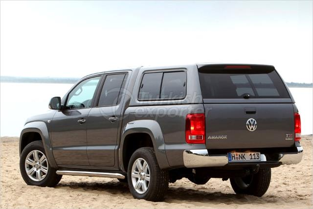 vw amarok hardtop. Black Bedroom Furniture Sets. Home Design Ideas