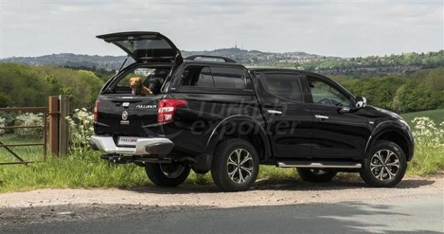 & Fiat Fullback Hardtop/Canopy