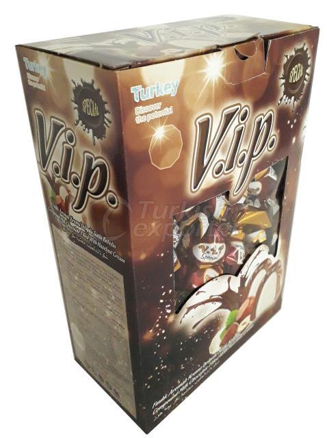 V.I.P Hazelnut