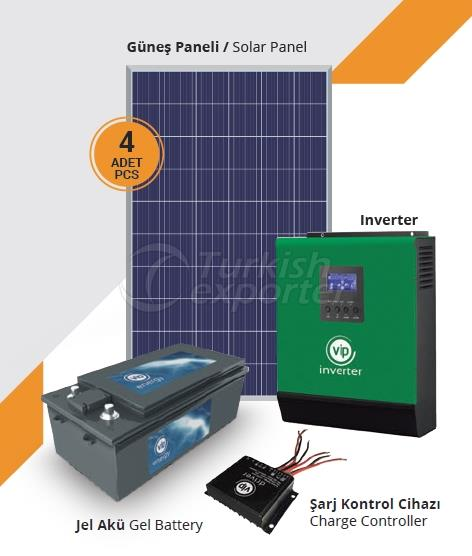 1000w Package System