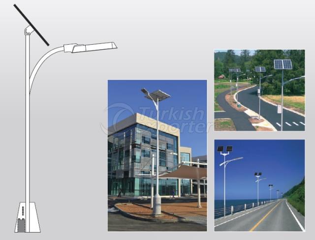 Solar Lightning Systems